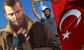 GTA IV : quand une journaliste turque confond cheat codes et putschisme