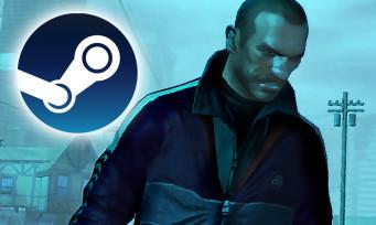 GTA IV : le jeu de retour sur Steam... mais sans multijoueur !