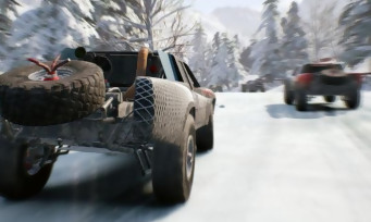 "Gravel : un trailer de gameplay en Islande pour le DLC ""Ice and Fire"""