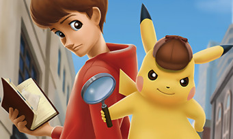 Great Detective Pikachu : trailer de gameplay sur 3DS