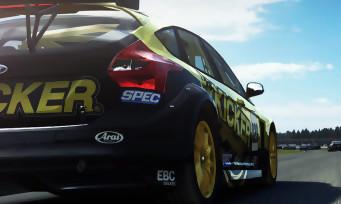 GRID Autosport : présentation du supertourisme en vidéo