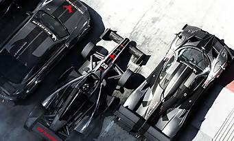 GRID Autosport : trois minis expansions et trois packs de voitures en DLC