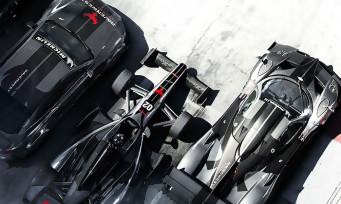 GRID Autosport : une vidéo qui présente les différents contrôles sur Switch