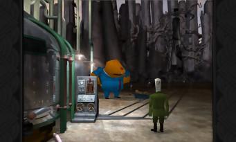 Grim Fandango HD