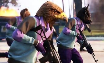 """GTA Online : trailer de gameplay de la mise à jour """"Abus de Pouvoir"""""""