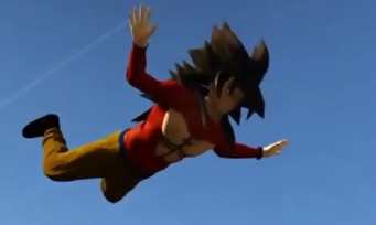 GTA 5 : un fan incruste un Son Goku Super Saiyan 4 mais sans Kaméhamé