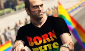 GTA 5 : un mod ammène la gay pride dans les rues de Los Santos