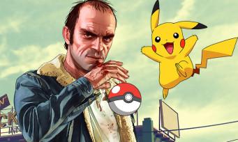 GTA 5 : quand Trevor Phillips joue à Pokémon GO dans sa voiture