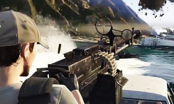 GTA Online : un trailer qui claque pour présenter la mise à jour Import-Export