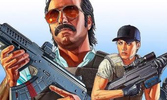 """GTA Online : trailer de gameplay de la mise à jour """"Trafic d'Armes"""""""