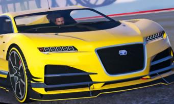 GTA 5 : un trailer explosif pour la mise à jour Transform Races