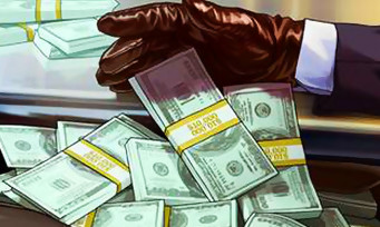 GTA 5 : obtenez 1 million de GTA dollars en vous connectant !