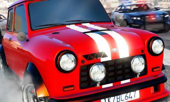"""GTA 5 : trailer de gameplay à la """"Braquage à l'Italienne"""""""