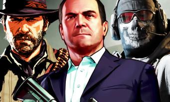 Voici les 20 jeux les plus vendus des années 2010, Rockstar et COD règnent