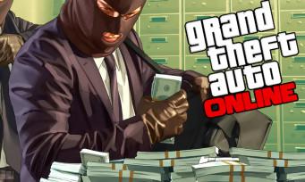 GTA Online : une grosse somme d'argent offerte