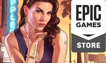 GTA V : l'Epic Games Store est saturé après avoir offert le jeu