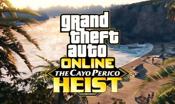 GTA Online : la map s'agrandit avec le braquage de Cayo Perico
