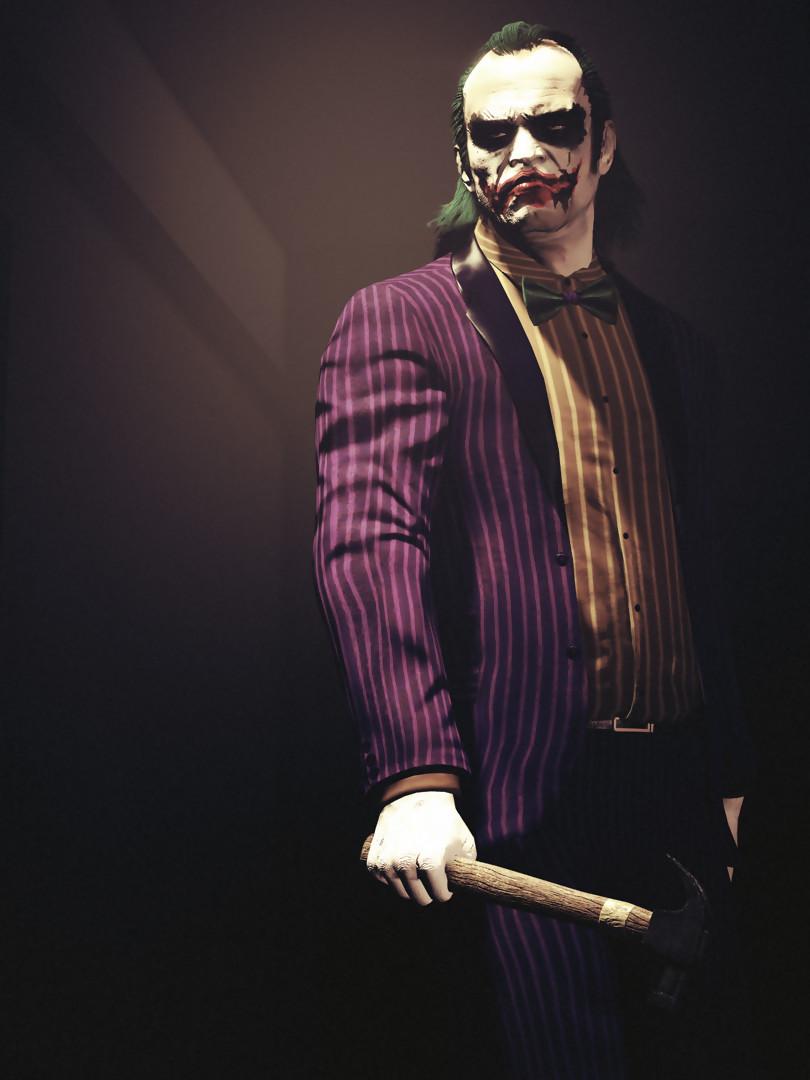 clown gta 5 online