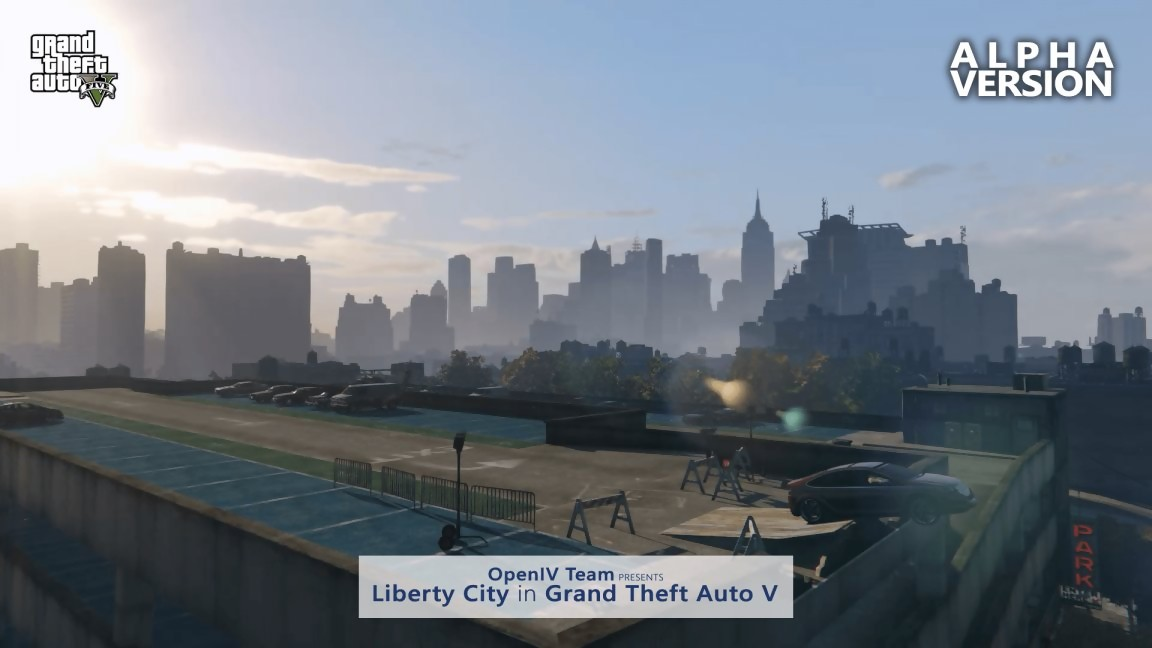 GTA 5 : voici les premières images de Liberty City de GTA 4 !