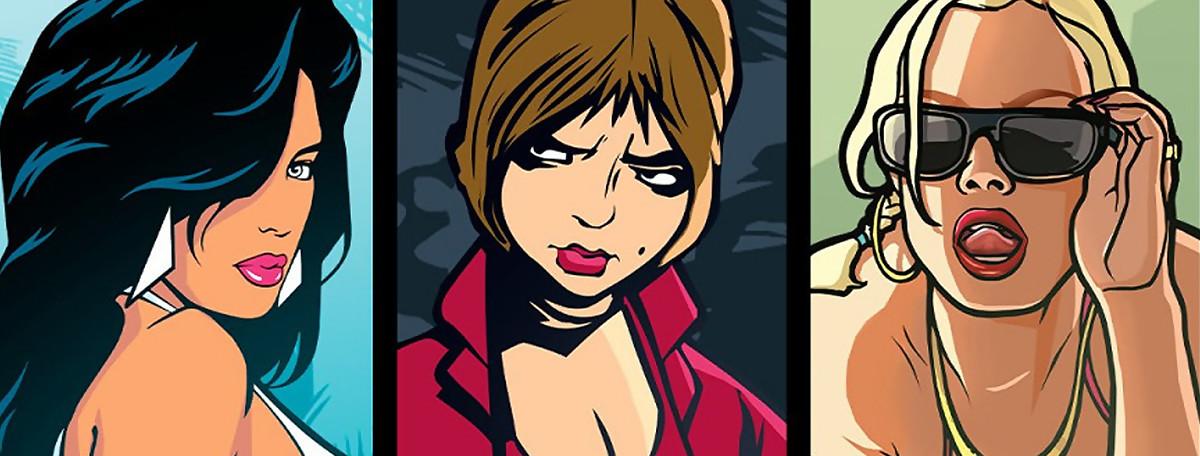 GTA The Trilogy Remaster : Rockstar lâche les screenshots et le trailer