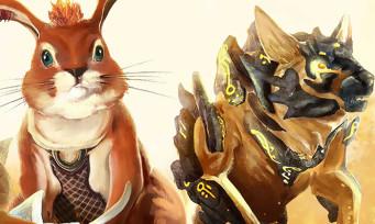 """Guild Wars 2 : trailer de gameplay des créatures du DLC """"Patch of Fire"""""""