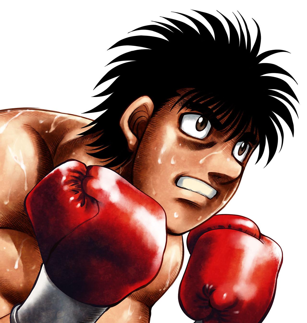 Hajime No Ippo News: Images Hajime No Ippo : The Fighting