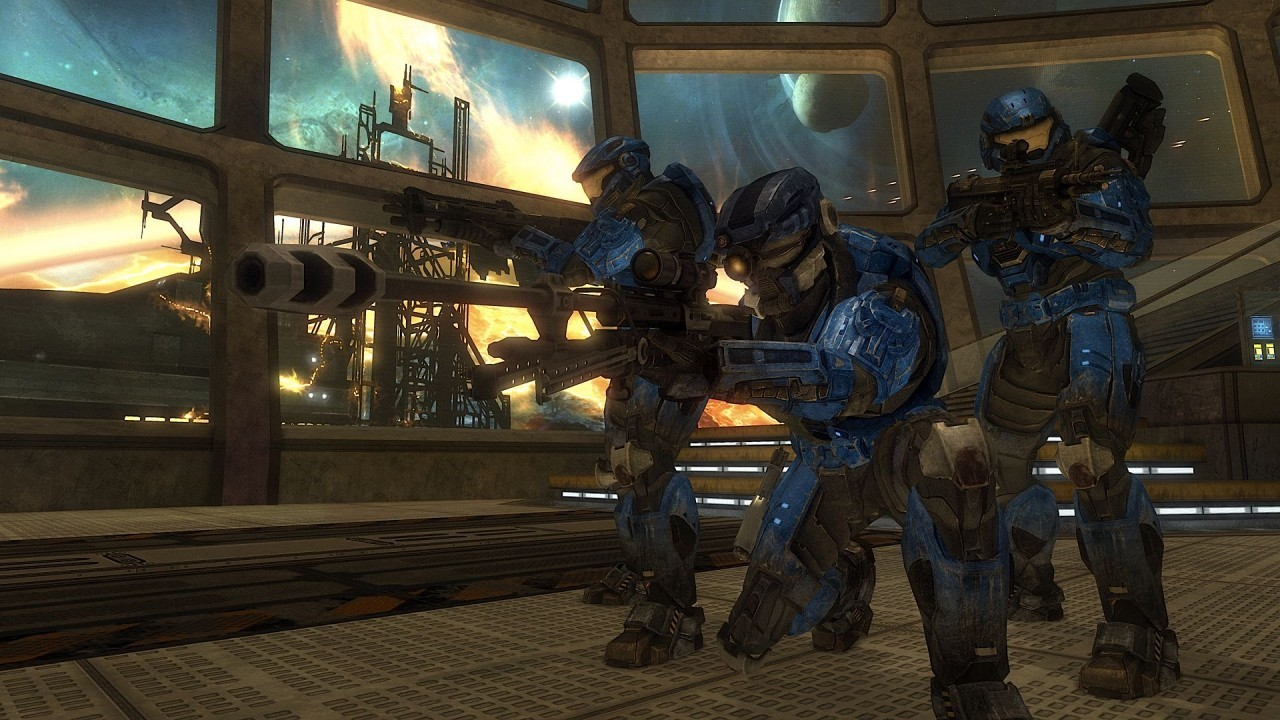 Halo Reach : Defiant Map Pack dat