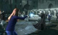 Il est possible d'incarner d'autres héros que Harry. Ici Ginny Wesley.