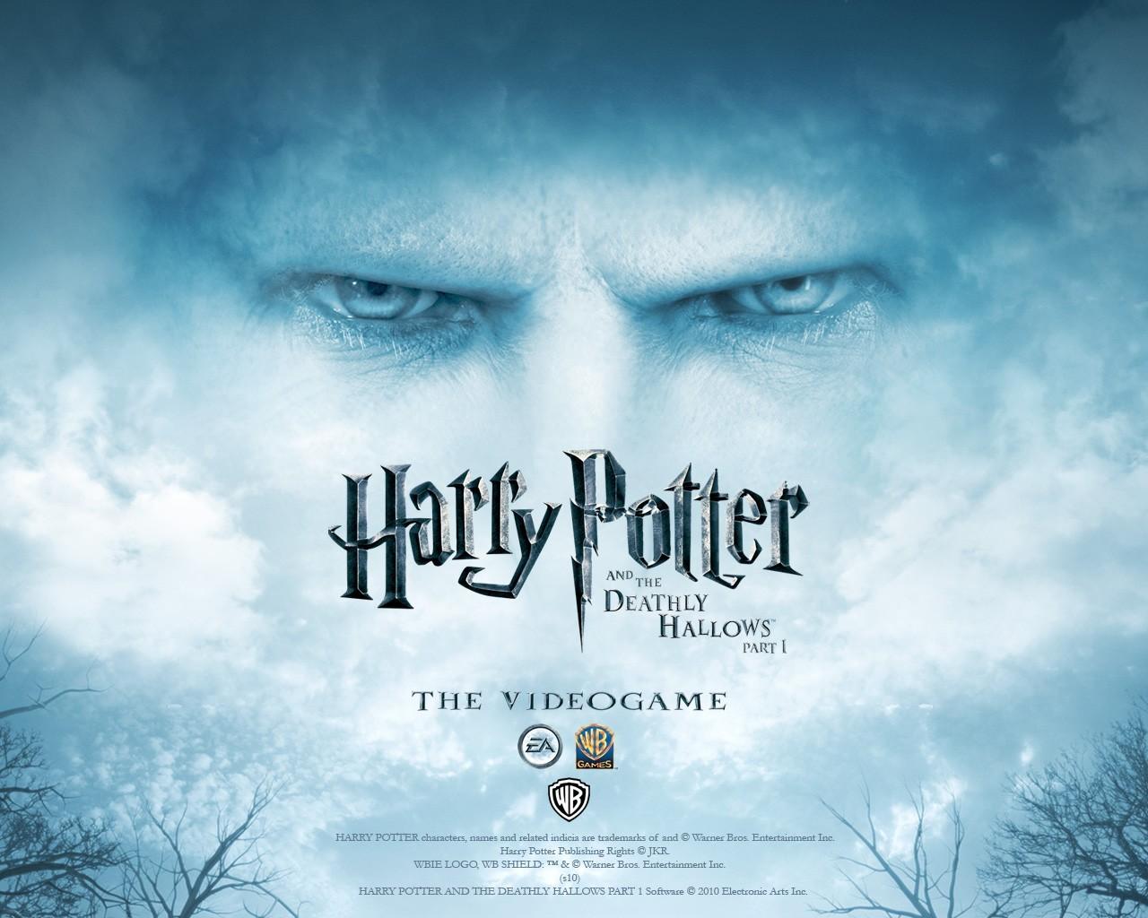 Images Wii Et Date De Sortie Pour Harry Potter Et Les Reliques De La