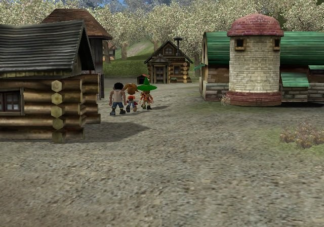 Images Harvest Moon : Another Wonderful Life