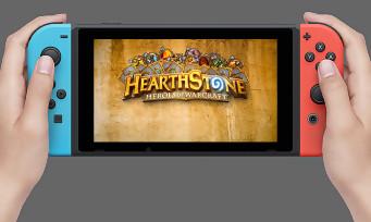 Hearthstone : toutes les rumeur sur la version Switch