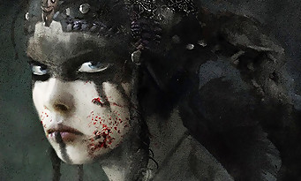 Hellblade : du Game of Thrones pour le perso de Senua