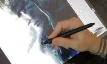 Hellblade : les secrets de fabrication d'une couverture de magazine