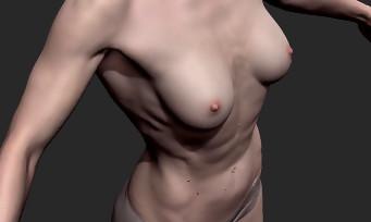 Hellblade : le nouveau corps de Senua présenté en vidéo