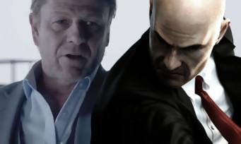 Hitman 2 : un trailer avec Sean Bean, une cible méga-classe