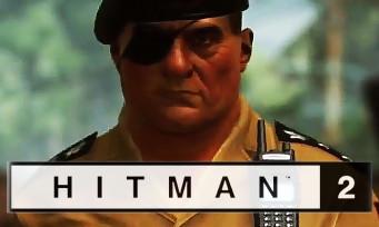 Hitman 2 : découvrez la toute nouvelle Cible Fugitive dans un trailer musclé