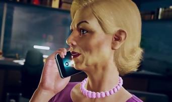 HITMAN 2 : une vidéo qui présente la politicienne, la 4e cible fugitive