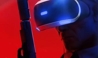 Hitman 3 : le mode VR dans un making-of de 4 min