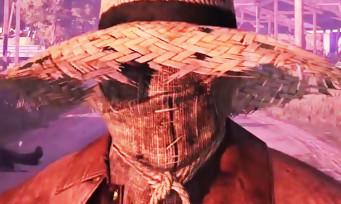 Hitman : un DLC dédié à Halloween, l'agent 47 en épouvantail meurtrier
