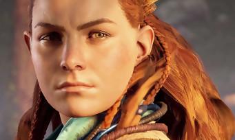 Test Horizon Zero Dawn sur PS4 only