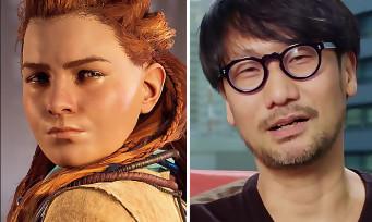 Horizon Zero Dawn : Hideo Kojima célèbre le 1er anniversaire du jeu
