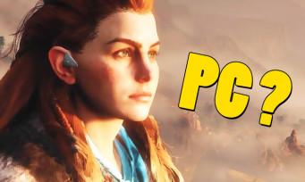 Horizon Zero Dawn : une sortie bientôt prévue sur PC ? C'est ce qu'avance un YouTuber