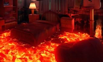 Hot Lava : trailer de gameplay