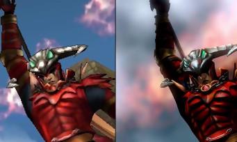 Hyrule Warriors : vidéo de comparaison des versions 3DS et Wii U