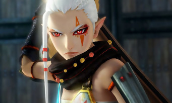 Hyrule Warriors : plus de 30 minutes de gameplay en vidéo