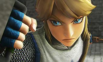 Hyrule Warriors : une nouvelle vidéo avec Link