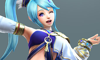 Hyrule Warriors : une nouvelle vidéo avec le personnage exclusif Lana