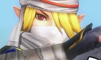 Hyrule Warriors : un nouveau trailer avec Sheik