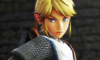 Hyrule Warriors Switch : trailer de gameplay sur les nouveautés