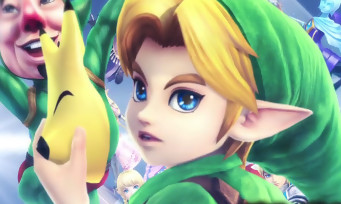 Hyrule Warriors : trailer de gameplay des persos sur Nintendo Switch